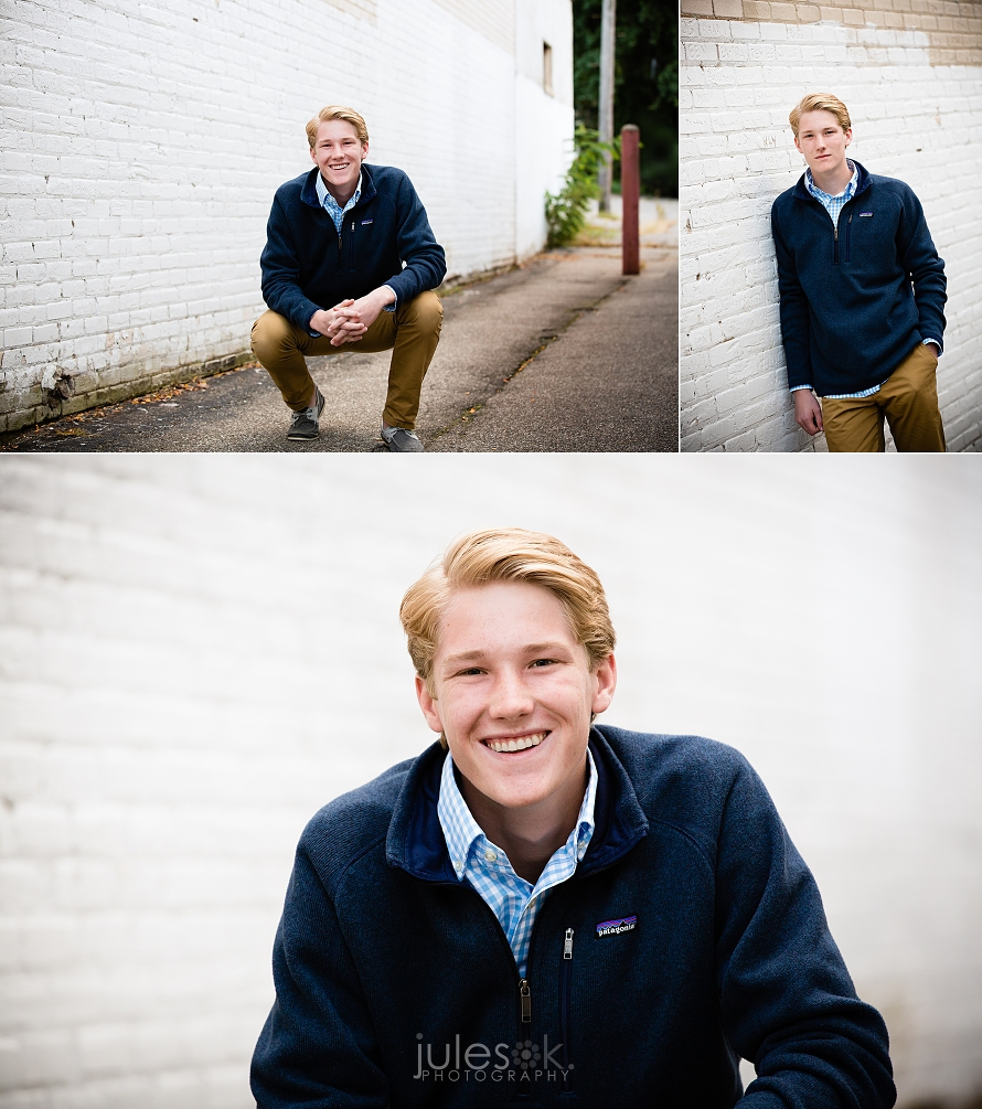 Grand Rapids Christian High Senior Pictures