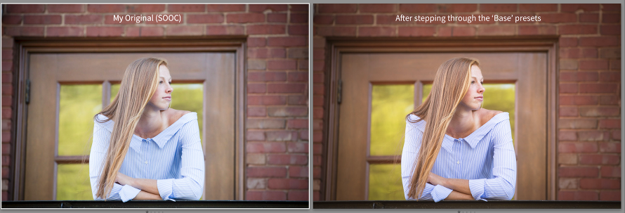 Sleek Lens Presets Lightroom Review